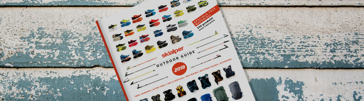 backpacks Triolet 48+5 and Desert Kat stand out from the awarded products by the new Outdoor Guide 2019