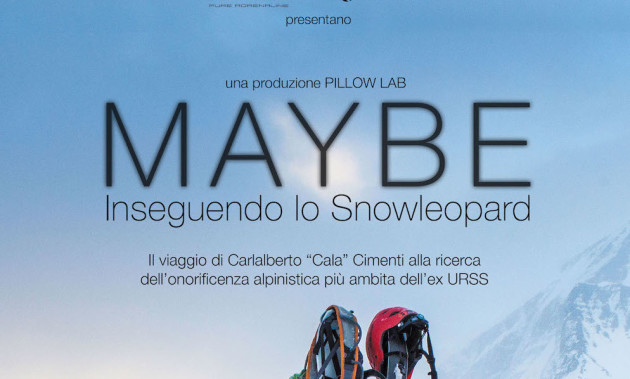 MAYBE FOLLOWING THE SNOWLEOPARD: THE DOCUMENTARY