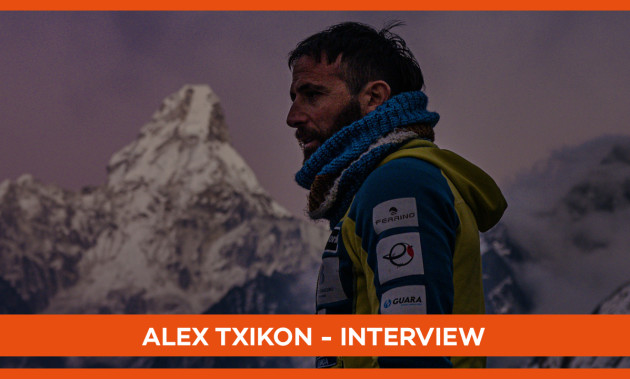 ALEX TXIKON VIDEO INTERVIEW - fr