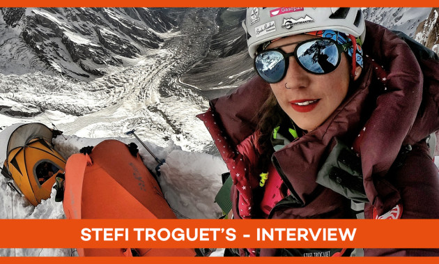 STEFI TROGUET VIDEO INTERVIEW - fr