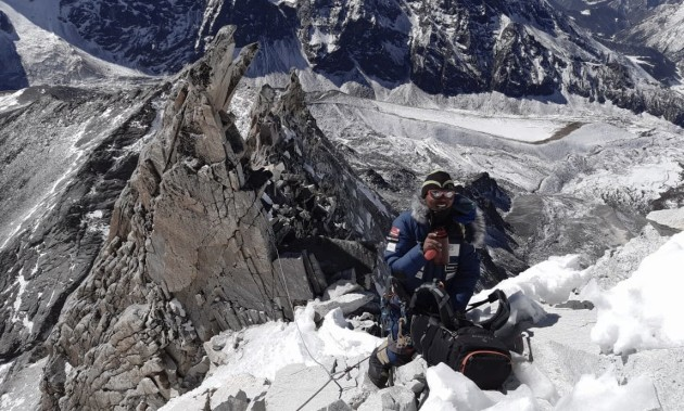 ALEX TXIKON WINTER EXPEDITIONS MANASLU - fr