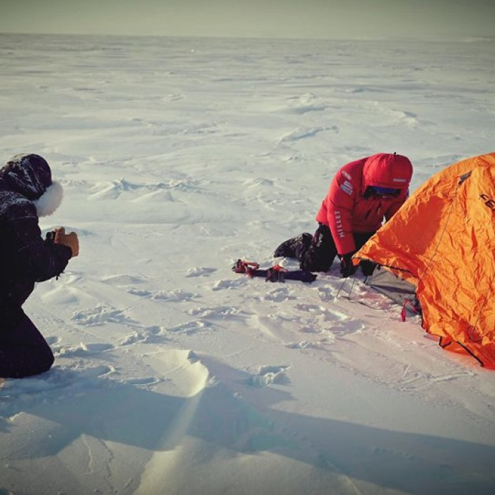 NEW POLAR EXPEDITION: ARKITC 2018-es