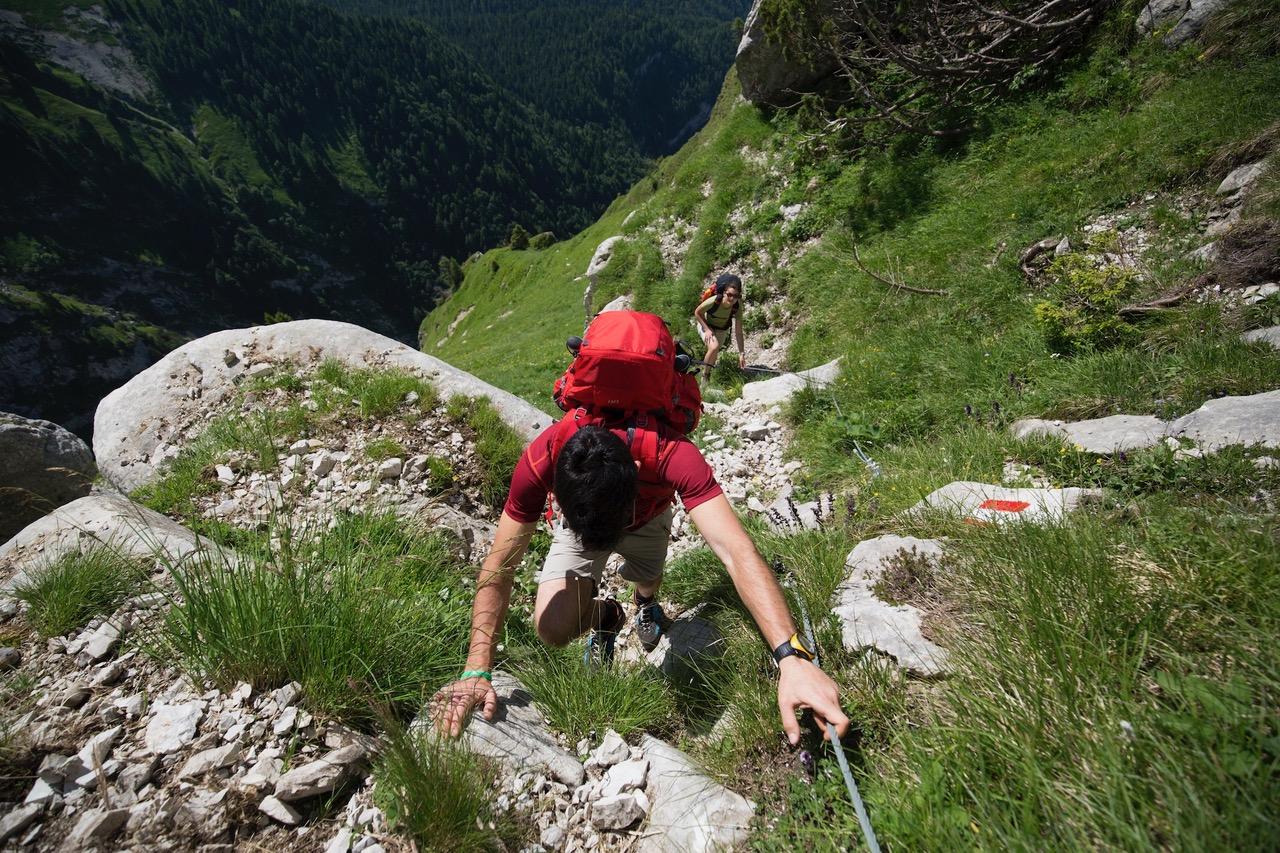 Alta Via Dolomiti Bellunesi - Ferrino