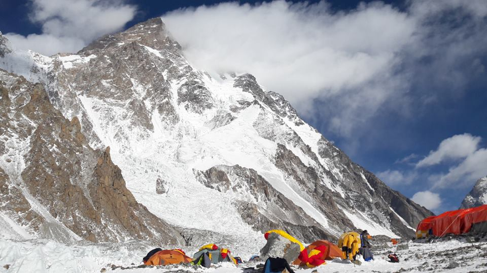 ferrino takes part in the winter polish expedition on k2 ferrino